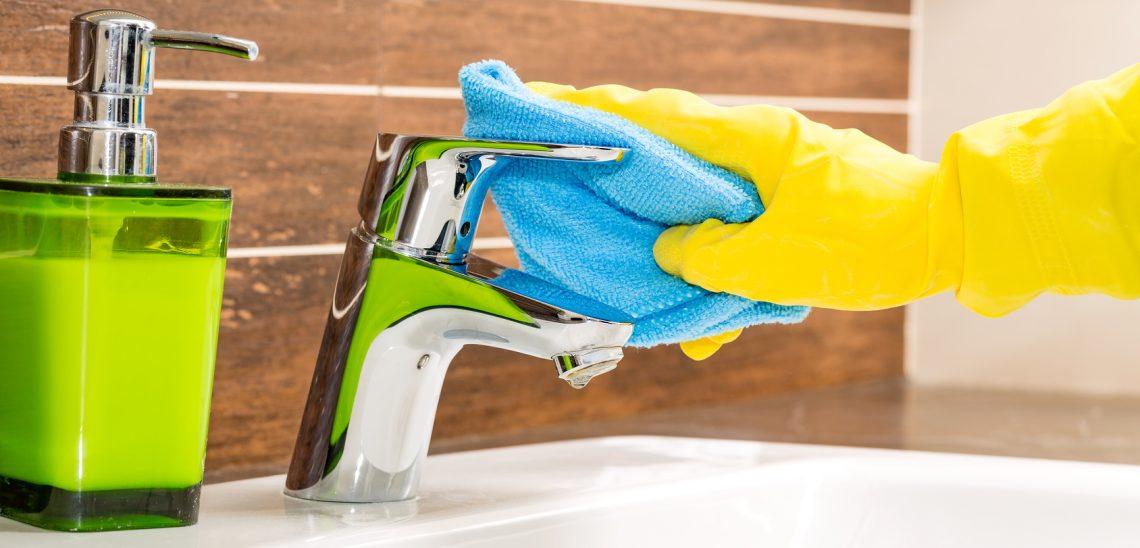 bathroom mold removal