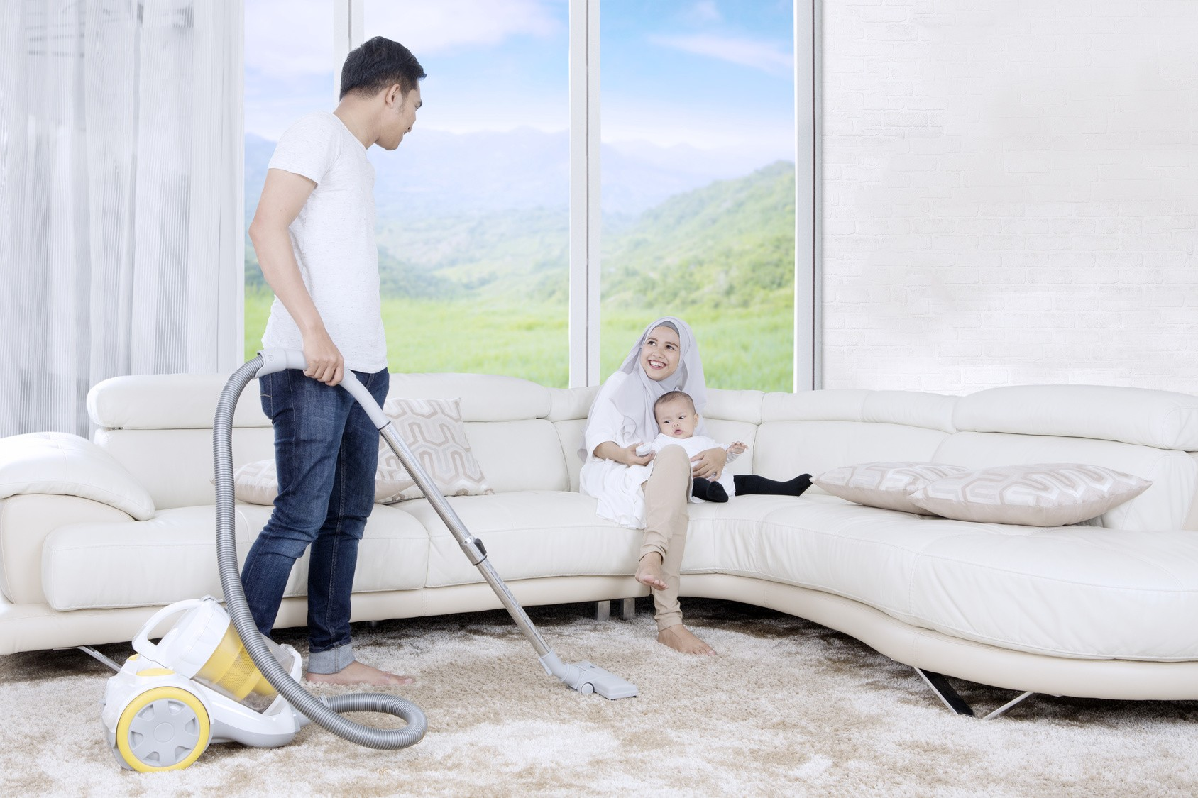 How To Keep Your Carpet Clean When You Have Kids
